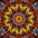 """kaleidoscope-oriental-design-rug"" by Art_by_Lilia"