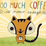 """too much coffee"" by 3littlecameras"