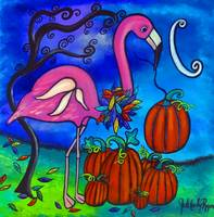 The Fall Flamingo