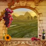 """The Vineyard"" by AnneVis"
