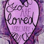 """you are loved"" by 3littlecameras"
