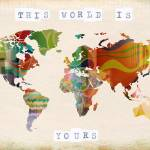 """this world is yours"" by 3littlecameras"