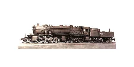 28884 Steam Locomotive