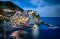 Manarola Night Scenic