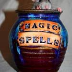 """Magic Spells: Edgar"" by KerriAnnCrau"
