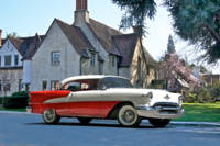 1956 Oldsmobile Two-Door Hardtop