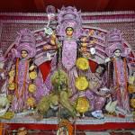 """Durga Puja festival, Kolkata, West Bengal"" by Bhaswaran"