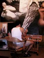 -Gerry Stecca-painting wings -GerryStecca.com-