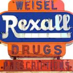 """REXALL DRUG"" by DavidLloydGlover"