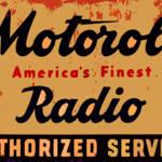 """Motorola Radio"" by DavidLloydGlover"