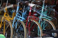 Window Shopping for Bicycles