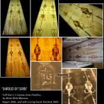 """Shroud of Turin Replica"" by Bela-Manson"