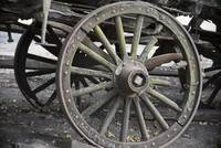 Raw Chariot Wheel
