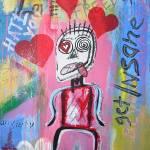 """Untitled (love)"" by Bela-Manson"