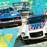 """""""Muscle Cars"""" by tobias1969"""