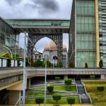 """BACK SIDE OF MOA, Edit B, PUTRAJAYA"" by nawfalnur"