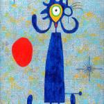 """""""Blue Man New II"""" by LimeCreekArt"""