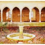"""Italian Courtyard"" by JamesHanlon"