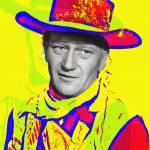 """John Wayne in Red River"" by ArtCinemaGallery"