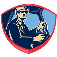 Bus Truck Driver Side Shield