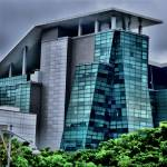 """BLUE GLASS, No 1, Edit E, PUTRAJAYA"" by nawfalnur"