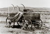 Old Conastoga Wagon