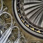 """Inside Dome of Tuanku Mizan Zainal Abidin Mosque,"" by nawfalnur"