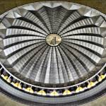 """Inside Dome of the Tuanku Mizan Zainal Abidin"" by nawfalnur"