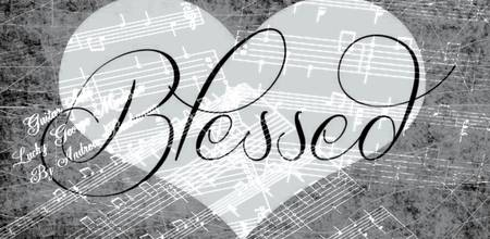 blessed heart music