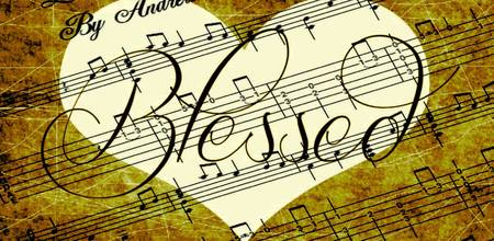 blessed heart gold music