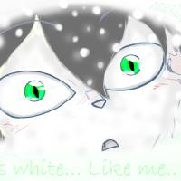 White Like Me... Art Prints & Posters by Aw Fox