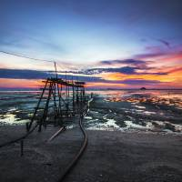 """Pantai Jeram Sunset"" by Nur Ismail Mohammed"
