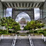 """ISTANA KEHAKIMAN in the DISTANCE, EDIT B"" by nawfalnur"