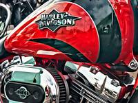 Red Harley