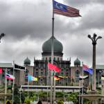 """NEW PARLIAMENT BUILDING, PUTRAJAYA, EDIT B"" by nawfalnur"