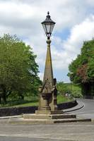 Drinking Fountain, Bakewell (31356-RDA)