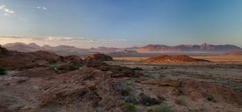 Damaraland Sunrise