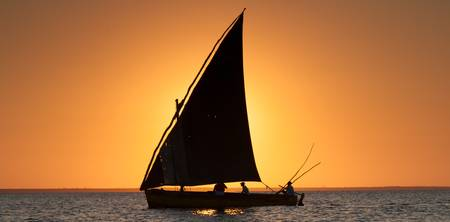 Dhow Cruise at Sunset