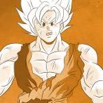"""""""Goku"""" by batsukiro"""