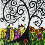 """""""whimsytree"""" by rokinronda"""