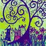 """whimsytreedig"" by rokinronda"