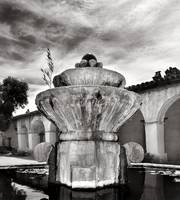 MissionSan Miguel Fountain
