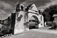 Mission San Miguel Arched Entryway