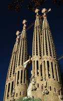 Sagrada Fam. Towers