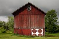 The Corner Barn Portrait