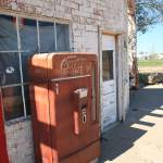 """""""Route 66 - Rusty Coke Machine"""" by Ffooter"""