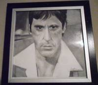 Scarface Portrait