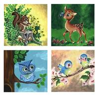 Woodland Friends Nursery Series