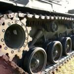 """World War II U.S.Tank track"" by JonathanCJPhoto"