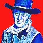 """John Wayne in Red River"" by ArtCinemaGallery"